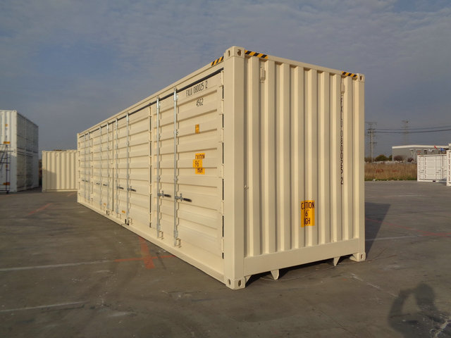 shipping container internal dimensions