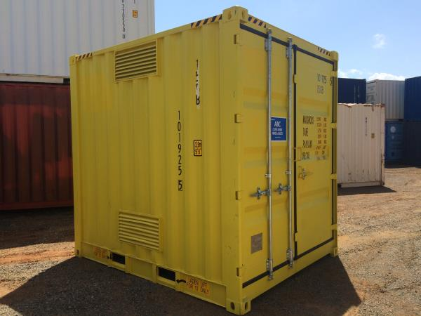 10 Foot High Cube Shipping Containers for Sale
